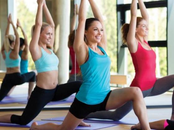 *Yoga Studio