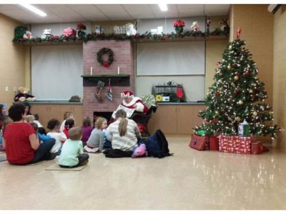 Storytime with Mrs. Claus