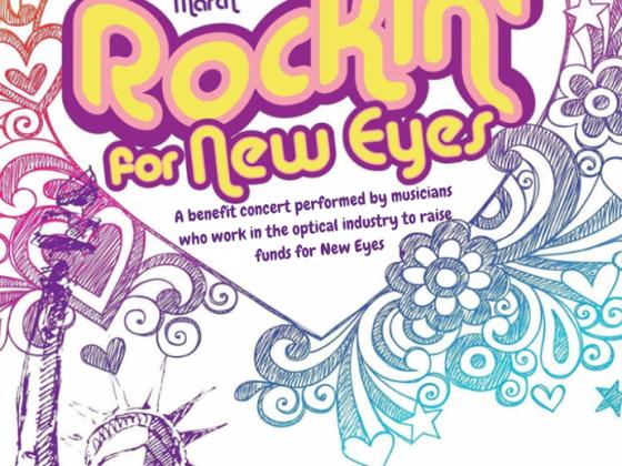 Rockin' for New Eyes 2019