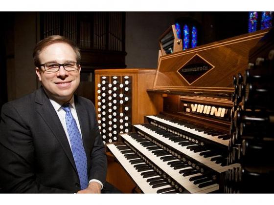 An Evening with Robert McCormick, Concert Organist