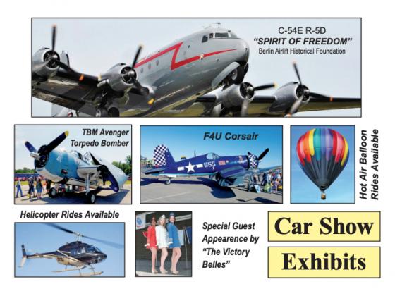 Wings & Wheels Expo 2019