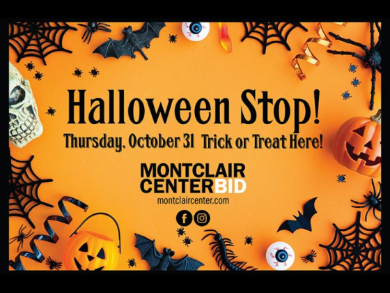 Trick or Treat in Montclair Center