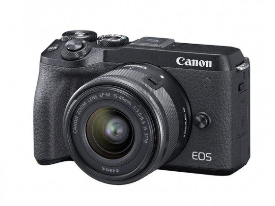 Canon EOS M6 Mark II Camera