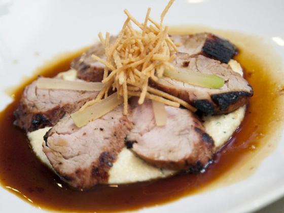 Recipe: Bourbon Mustard Brined Pork Tenderloin