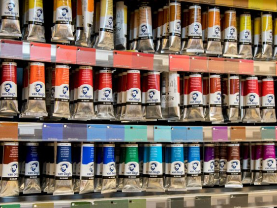 Indulge Your Inner Artist at Jerry's Artist Outlet